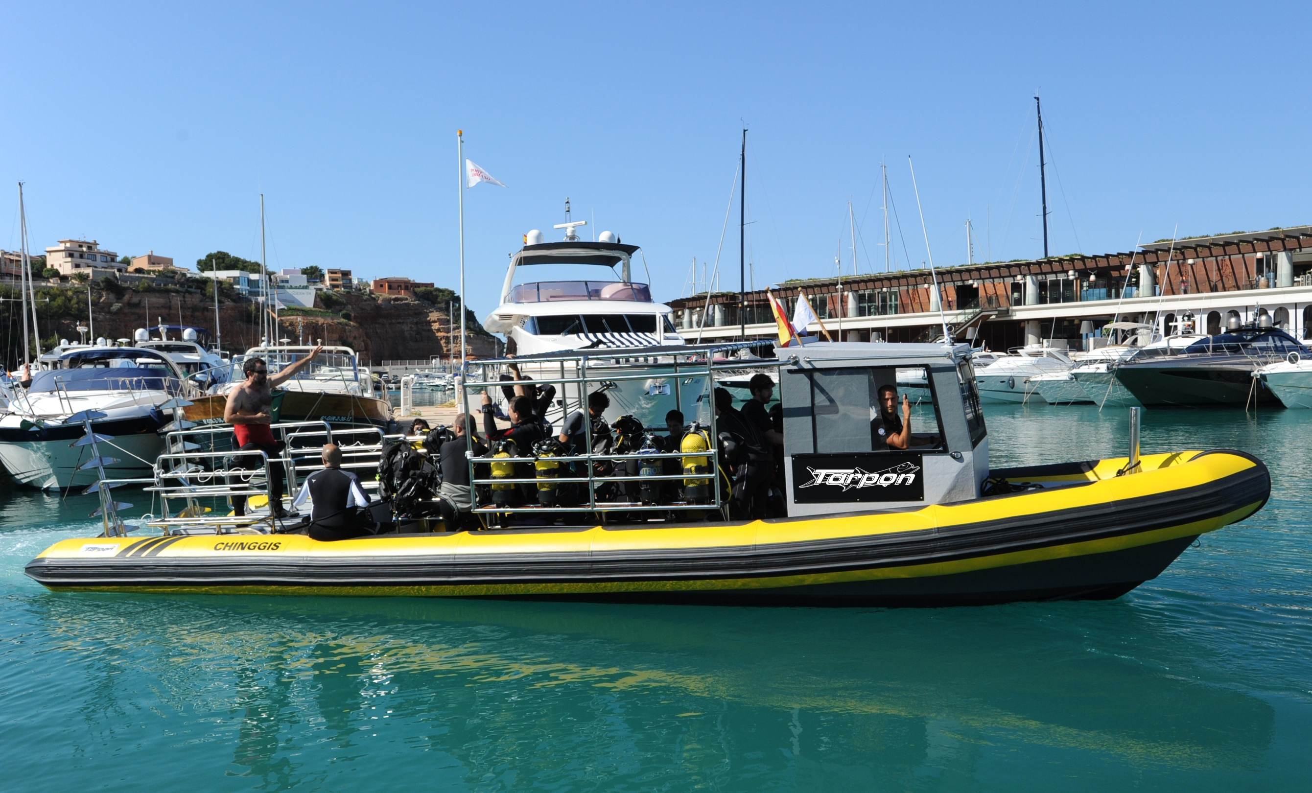 SPECIAL FL115 buceo